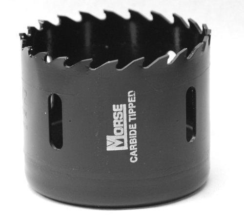 MK Morse Hole Saw AT40 2-12-Inch Diameter Carbide Tipped by Mk Morse