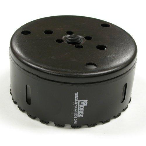 MK Morse Hole Saw ATCG66 4-18-Inch Diameter Carbide Grit by Mk Morse