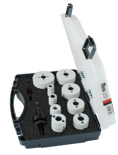 MK Morse MK7700G Advanced Edge General Purpose Bi-Metal Hole Saw Kit 11-Piece