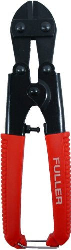 Fuller Tool 315-0268 Pro 8-Inch Mini Bolt Cutter for Small Screws Nails and Wire