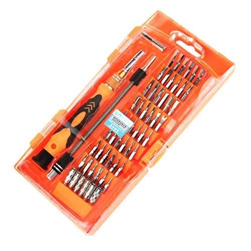 JM-8125 Laptop Screwdriver Set Professional Repair Hand Tools Kit for Mobile Phone Computer DIY Repair Magnet Torx Multitool
