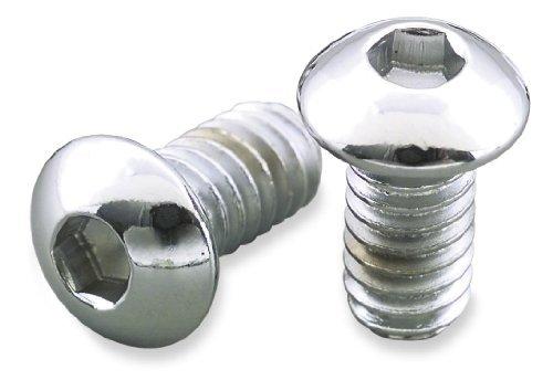 Gardner-Westcott Button Screws Polish Coarse 14-20x15 Chrome