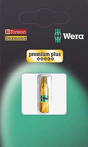 Wera 134377 1 BDC Diamond Coated Torx 25 Bit