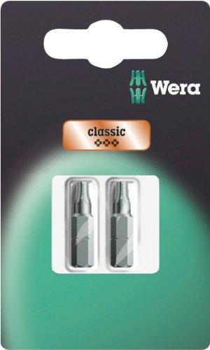 Wera 1Z Professional Torx 25 Bit 5 Packs of 2