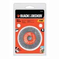 Black Decker 70-614 6 Fine Crimp Bench Grinder Wire Wheel Brush