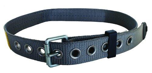 3M DBI-SALA ExoFit 1000709 Tongue Buckle Belt No D-Ring Or Hip Pad Medium Grey
