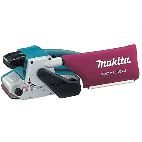 Makita 9903 88 Amp 3-Inch-by-21-Inch Variable Speed Belt Sander with Cloth Dust Bag
