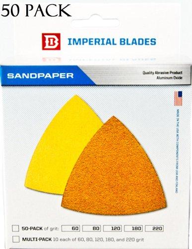 Imperial Blade 180 Grit Sandpaper