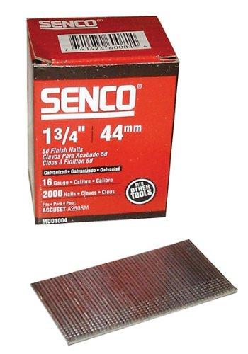 Senco 16 Gauge Brad Nails 1-34 Box Of 2000