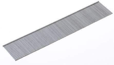 Premium 18 Gauge Brad Nails 25mm - Pack of 2500 Pieces