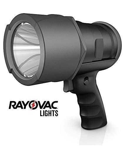 Rayovac Virtually Indestructible LED Spotlight 750 lm Waterproof Spot Flashlight