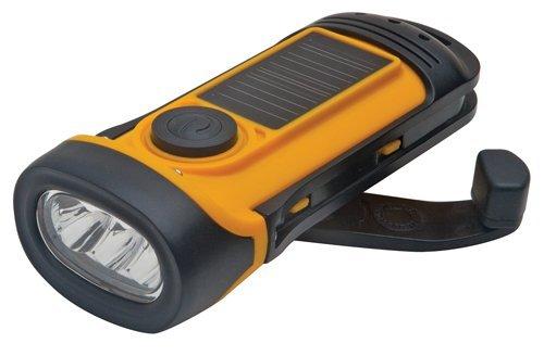 Soladyne Solar Waterproof Flashlight