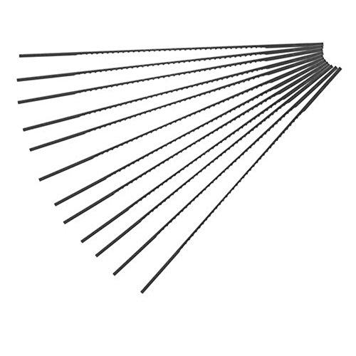 Delta Power Equipment Corporation 40-518-Precision Ground Sharp Scroll Saw Blades