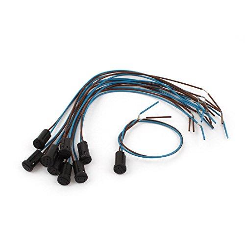 10pcs G4 Type Base Holder Cable Adapter Lamp Sockets for Bulb LED
