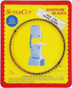 SuperCut B9975H12T3 Hawc Pro Resaw Bandsaw Blade 99-34 Long - 12 Width 3 Tooth