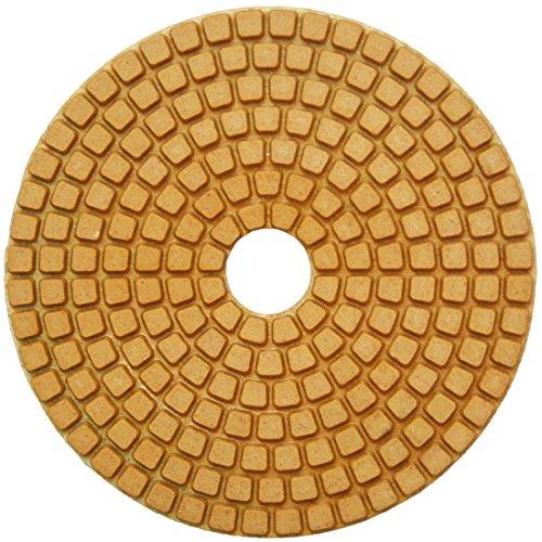 4 Inch Diamante Italia Wet Granite Polishing Pads - 800 Grit
