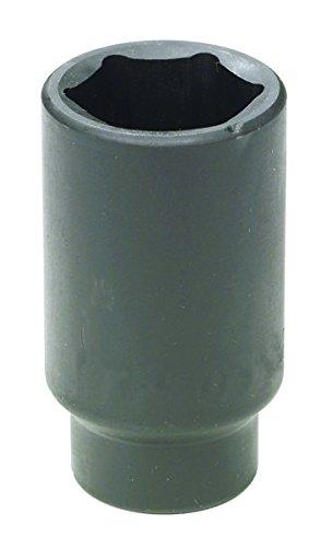 GEARWRENCH 12 Drive 6 Point Deep Axle Nut Socket GM 34mm - 3449D