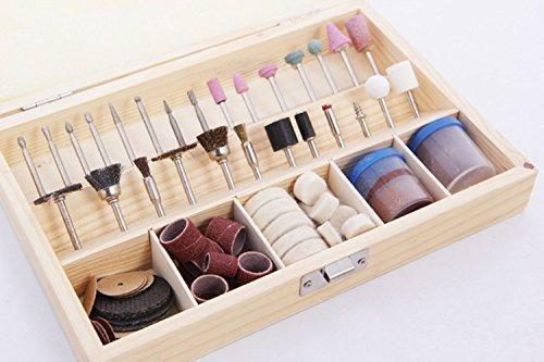 Multitool Grinding Tools Accessories Kit Fits Dremel Tools 100pcs