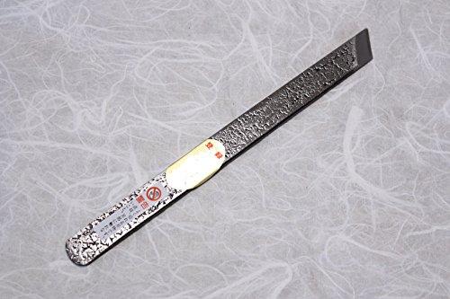 Kiridashi Shirabiki Knife Japanese Woodworking Fujiwara Yasuki White 2 Steel Blade Width 15mm