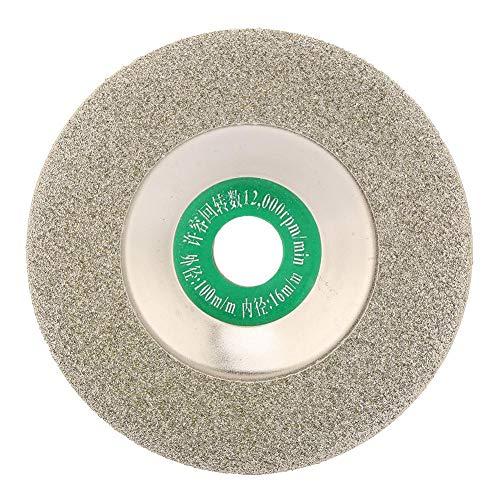Bowl Type Diamond Grinding Wheels Turbo Blade Abrasive Disc 4 Inch 150025-Silver