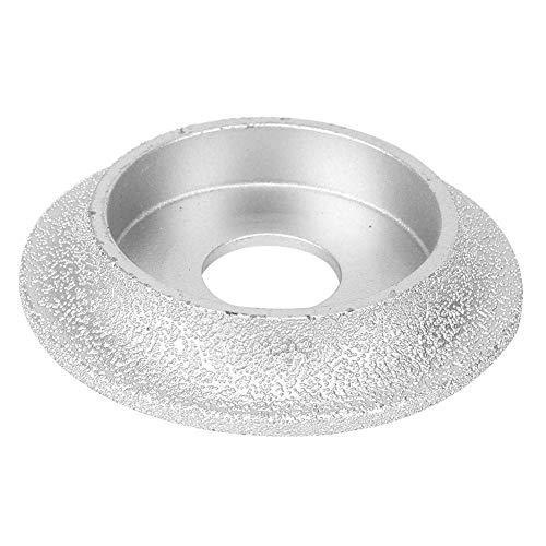 Grinding Wheel for Angle Grinders Brazed Diamond Grinding France Abrasive Wheel Disc Dry Wet Grinding 10cm