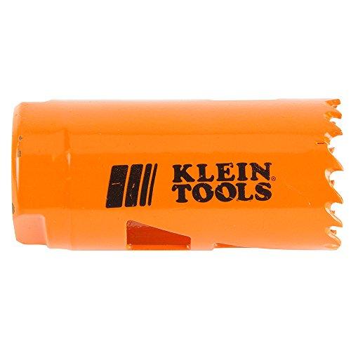 Klein Tools 31918 Bi-Metal Hole Saw 1-18-Inch