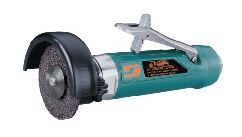 Dynabrade 52574 4-Inch Straight-Line Cut-Off Wheel Tool