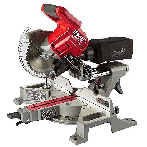 2733-21 M18 Fuel 7-14 Dual Bevel Sliding Compound Miter Saw Kit