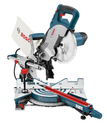 Bosch CM8S 8-12 Inch Single Bevel Sliding Compound Miter Saw