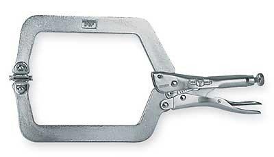 VSE9SP - Original Locking C-Clamp Swivel-Pad Pliers