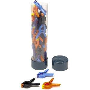 Wilmar W2920 22pc Nylon Clamp Assortment