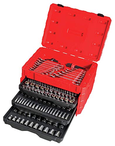 CRAFTSMAN Mechanics Tool Kit 222 Pieces CMMT12038 Renewed