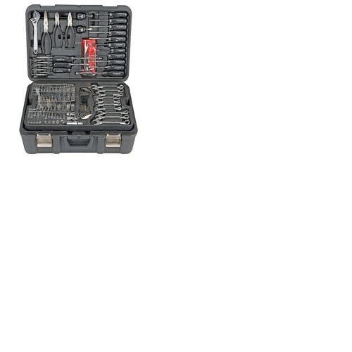 Professional 301 Piece Mechanics Tool Kit SAE and Metric