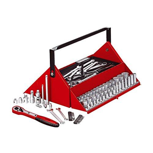 Teng Tools 187 Piece Mechanics Tool Kit - TC187