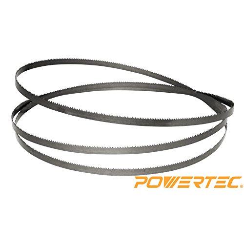 POWERTEC 13204X Band Saw Blade 105-Inch x 38-Inch x 4 TPI x 0025