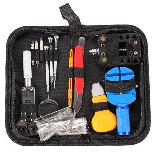 Dowswin Professional Watch Repair Kit Spring Bar Tool Set - Pack of 147