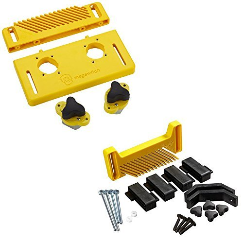 Magswitch Starter Kit wVertical Featherboard Attachment