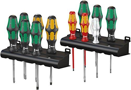 Wera Kraftform Plus 12-Piece Screwdriver Set
