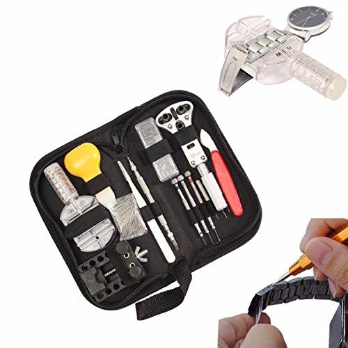 Baban Watch Repair Tool Set Case Opener Watch Link Remover Spring Bar Tool Kit Pack Of 144