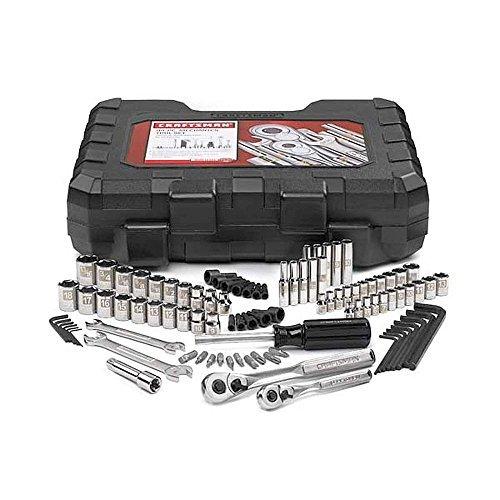 CRAFTSMAN 9-37094 94 Piece Mechanic Tool Set With Case