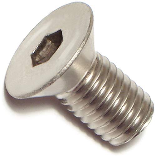 Hard-to-Find Fastener 014973182168 Flat Head Socket Cap Screws 12-13 x 1 Piece-4