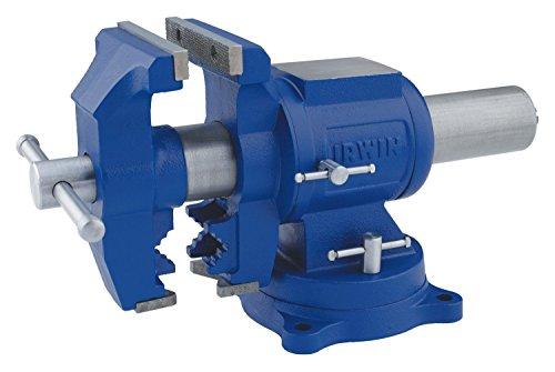 IRWIN Tools Multi-Purpose Bench Vise 5-Inch 4935505