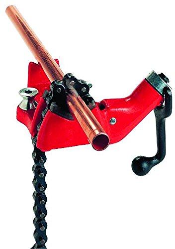 Ridgid 40195 BC410 Top Screw Bench Chain Vise