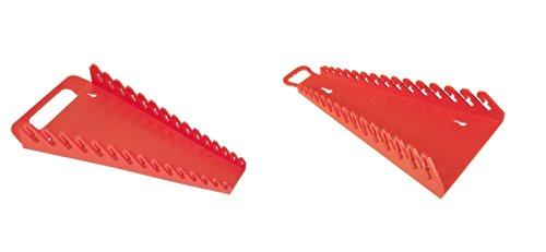 ERNST Mfg 5088 RD  5188 RD GRIPPER 15 Wrench Organizer Set - YES 1 Each