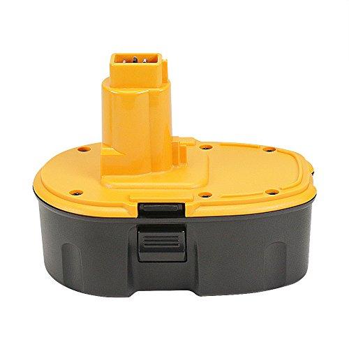Powergiant 144V 2Ah Power Tool Replacement Battery for Dewalt 652345-01 DC9091 DC9094 DE9031 DE9038 DE9091 DE9092 DE9094 DE9502 DW9091 DW9094 Cordless Drill Battery