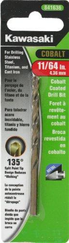 Kawasaki 841636 Cobalt Steel Drill Bit 1164