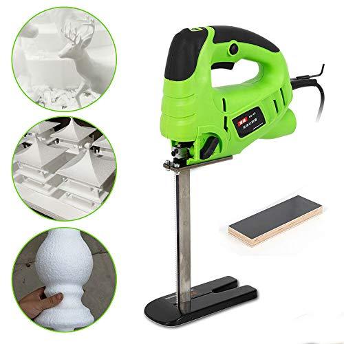 Electric Sponge Cutter Electric Foam Cutter Foam Rubber Reciprocating Cutting Saw Machine  20cm Saw Blade 110V 570W US STOCK