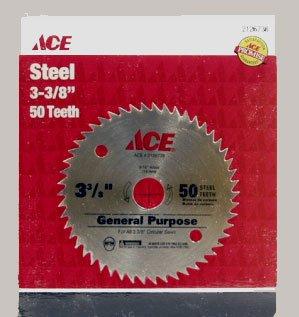 2 each Ace Steel Saw Blade 2126738