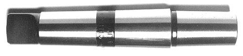 Drill America DEWA0203 Qualtech Drill Chuck Arbor 2 Morse Taper Shank To 3 Jacobs Taper Pack of 1