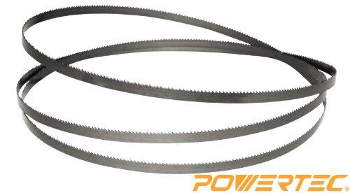POWERTEC 13102X Band Saw Blade 59-12-Inch x 14-Inch x 6 TPI